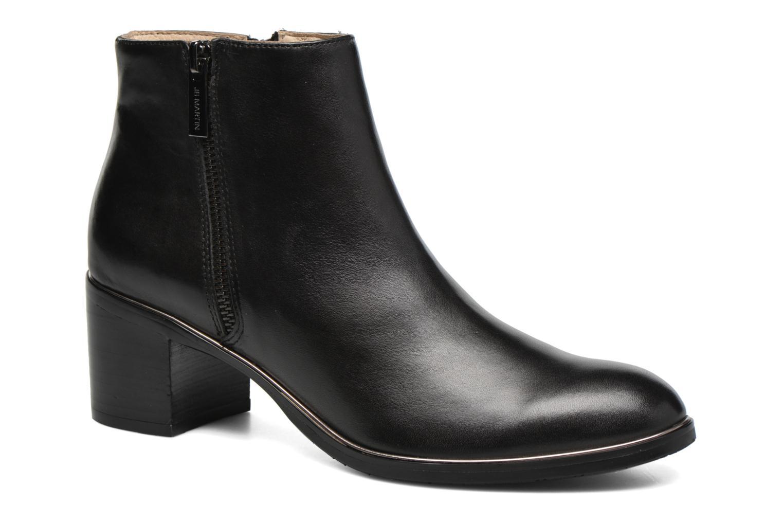 Bottines et boots JB MARTIN Babels Noir vue détail/paire
