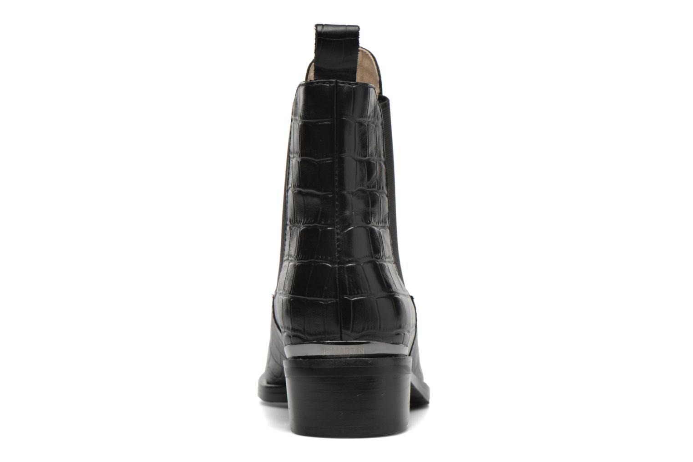 Bottines et boots JB MARTIN Alkes Noir vue droite
