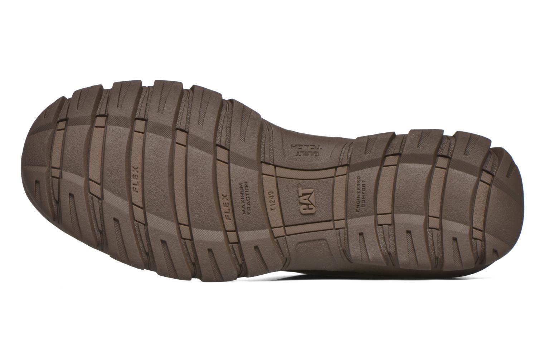 Chaussures à lacets Caterpillar Mitch Marron vue haut
