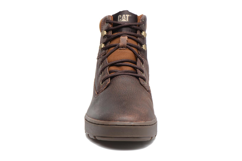 Bottines et boots Caterpillar Ryker Marron vue portées chaussures