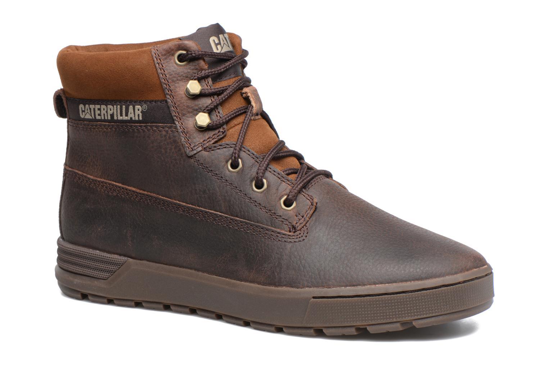 Bottines et boots Caterpillar Ryker Marron vue détail/paire