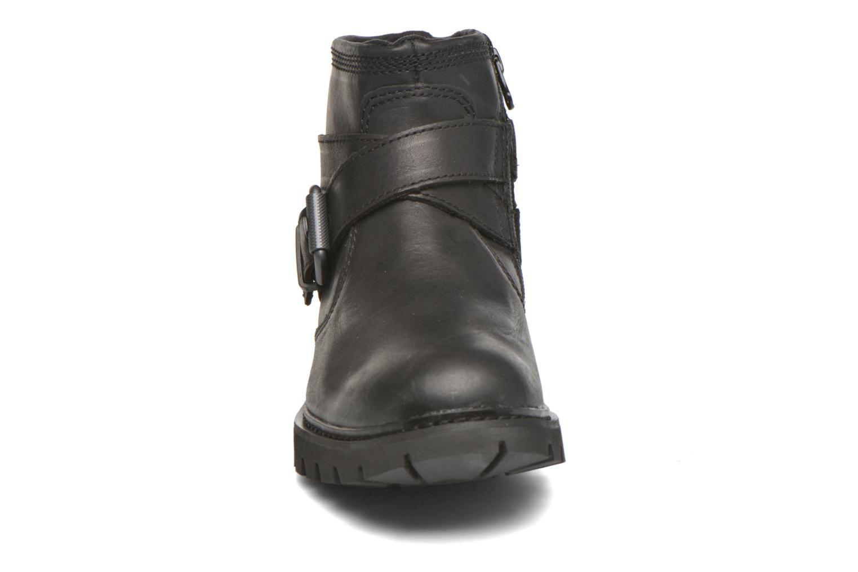 Bottines et boots Caterpillar Rey Noir vue portées chaussures