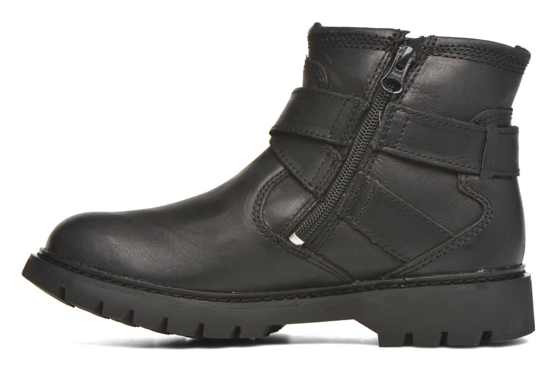 Bottines et boots Caterpillar Rey Noir vue face