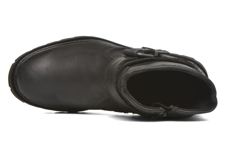 Bottines et boots Caterpillar Rey Noir vue gauche