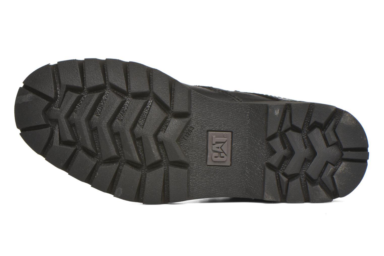 Bottines et boots Caterpillar Rey Noir vue haut