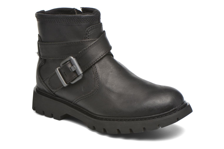 Bottines et boots Caterpillar Rey Noir vue détail/paire