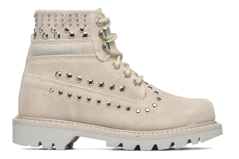 Bottines et boots Caterpillar Colorado Snazzy Blanc vue derrière