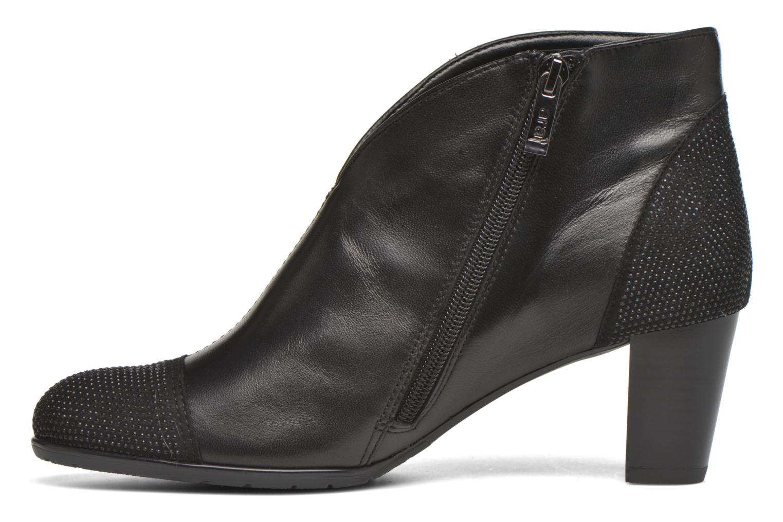 Bottines et boots Ara Tol 43457 Noir vue face