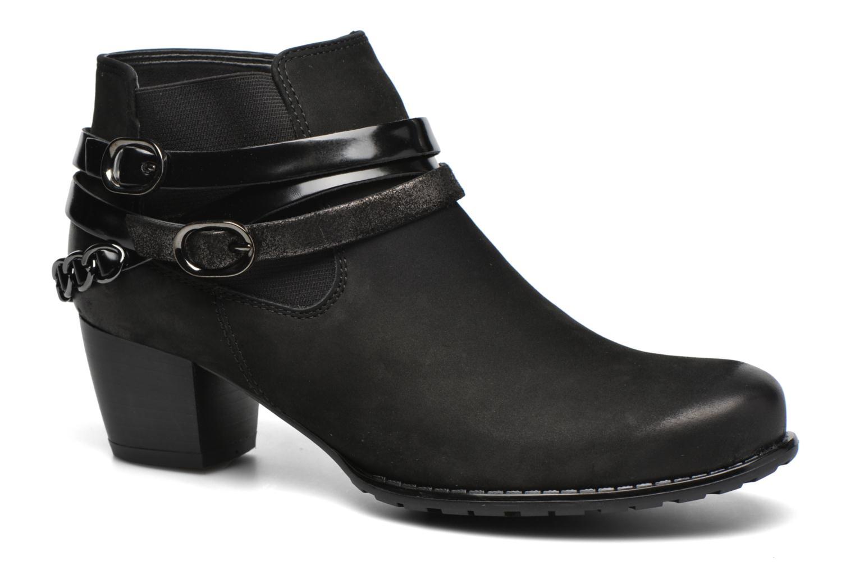 Zapatos especiales para hombres y mujeres Ara Florenz 46967 (Negro) - Botines  en Más cómodo