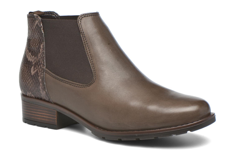 Bottines et boots Ara Liverpool 49501 Gris vue détail/paire