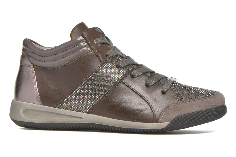Sneakers Ara Rom Tall strass 34469 Grigio immagine posteriore