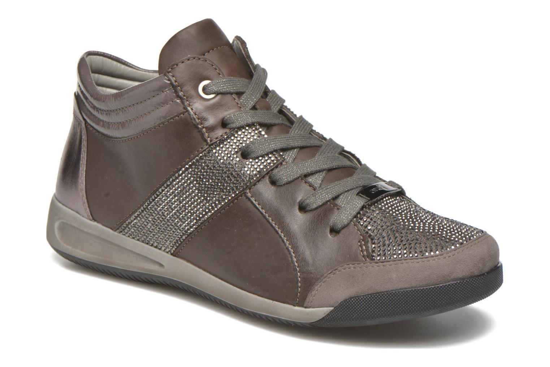 Sneakers Ara Rom Tall strass 34469 Grigio vedi dettaglio/paio