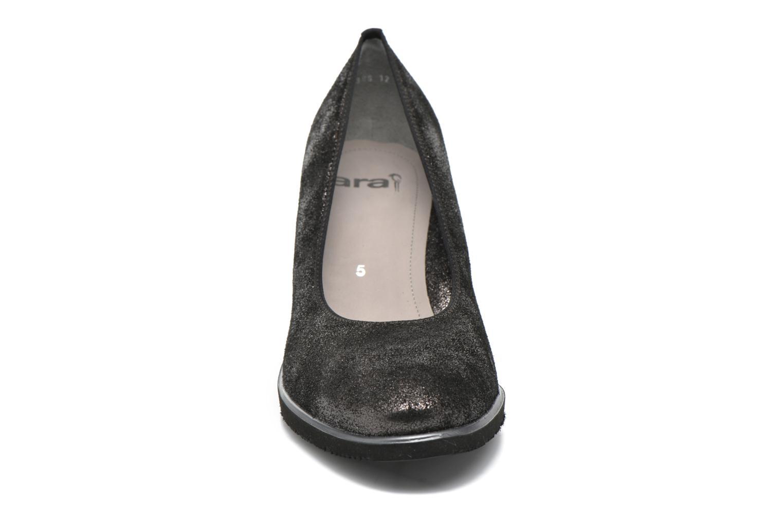 Escarpins Ara Grenoble 35655 Gris vue portées chaussures
