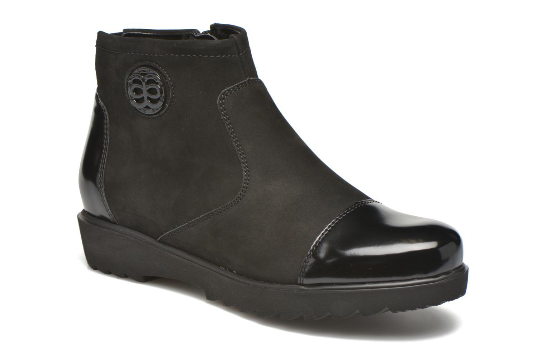 Grandes descuentos últimos zapatos Ara Malmo 41564 (Negro) - Botines  Descuento