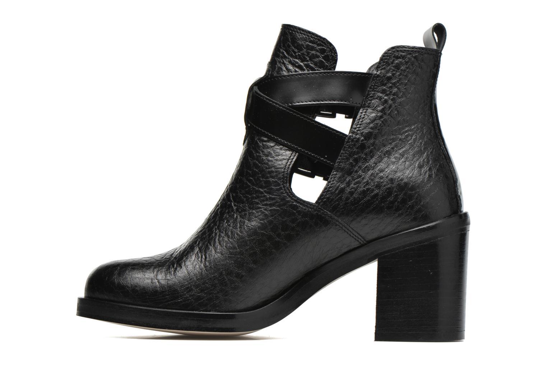 Bottines et boots Jonak Vienne Noir vue face