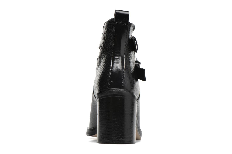 Bottines et boots Jonak Vienne Noir vue droite