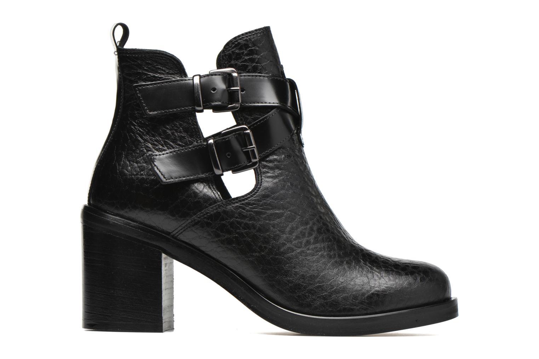 Bottines et boots Jonak Vienne Noir vue derrière