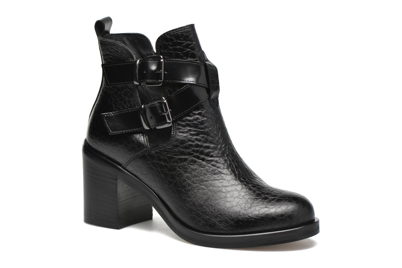 Bottines et boots Jonak Vienne Noir vue détail/paire