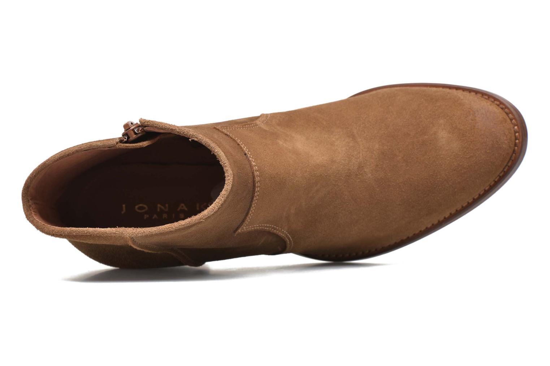 Bottines et boots Jonak Dakota Marron vue gauche