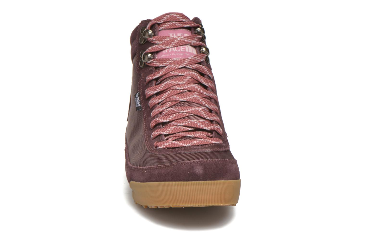 Chaussures de sport The North Face W Back-To-Berkeley Boot II Violet vue portées chaussures
