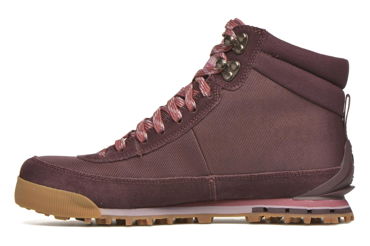 Sport shoes The North Face W Back-To-Berkeley Boot II Purple front view