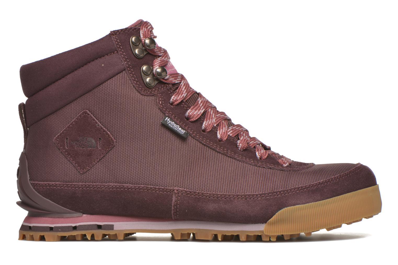 Chaussures de sport The North Face W Back-To-Berkeley Boot II Violet vue derrière