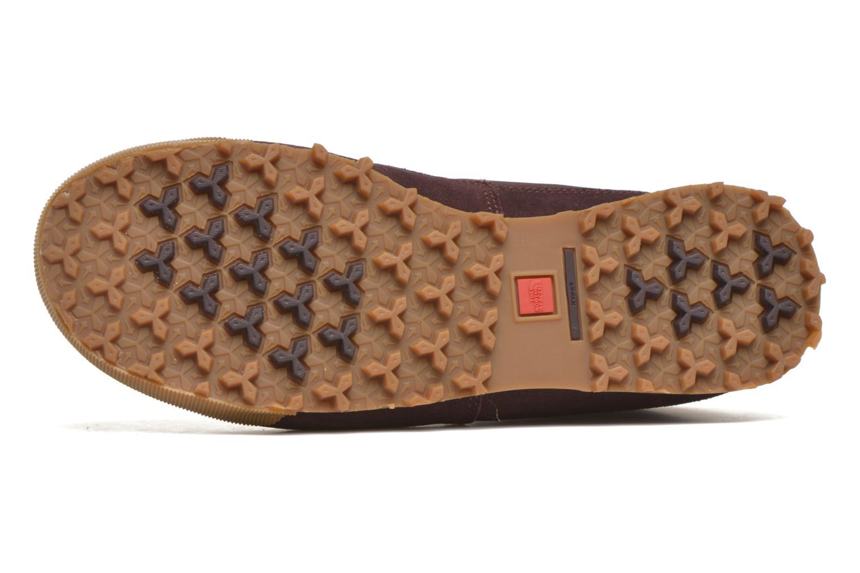 Zapatillas de deporte The North Face W Back-To-Berkeley Boot II Violeta      vista de arriba
