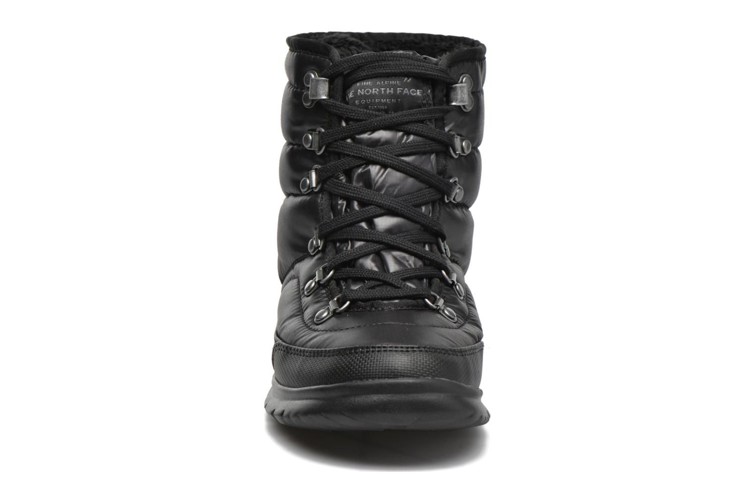 Chaussures de sport The North Face W Thermoball Lace II Noir vue portées chaussures