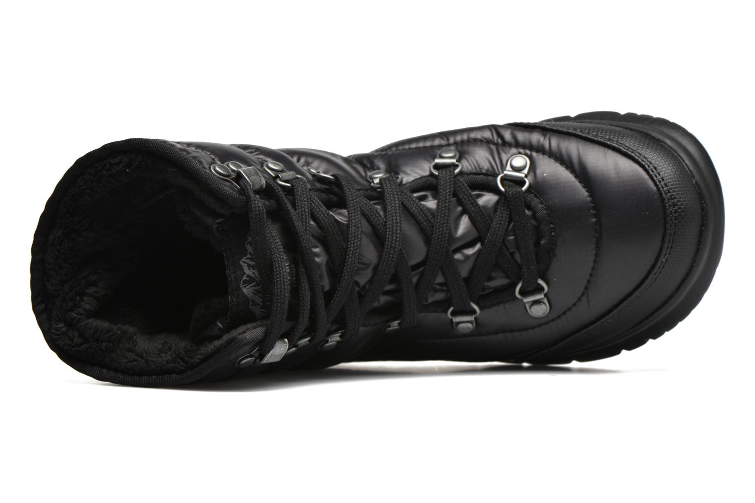 Chaussures de sport The North Face W Thermoball Lace II Noir vue gauche