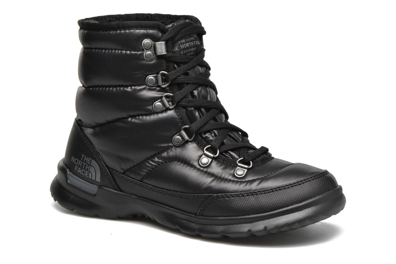 Chaussures de sport The North Face W Thermoball Lace II Noir vue détail/paire