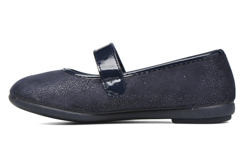 Bailarinas I Love Shoes mantaisie Azul vista de frente