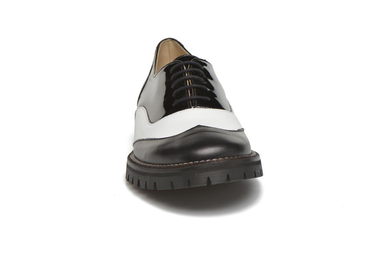 Chaussures à lacets MAURICE manufacture Plutarco Noir vue portées chaussures