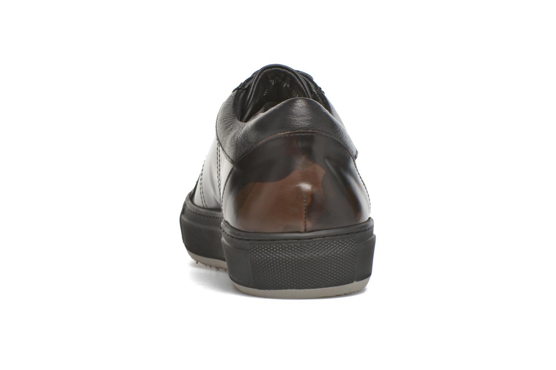 Sneaker Karl Lagerfeld Karlito schwarz ansicht von rechts