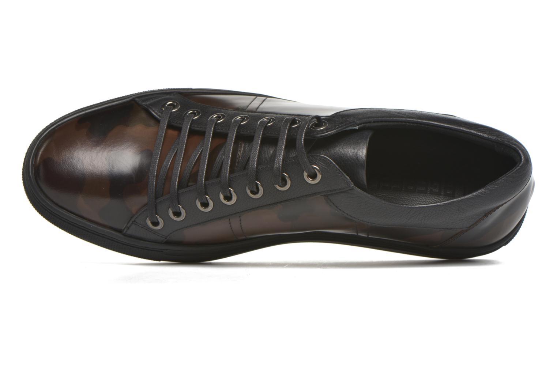 Sneaker Karl Lagerfeld Karlito schwarz ansicht von links