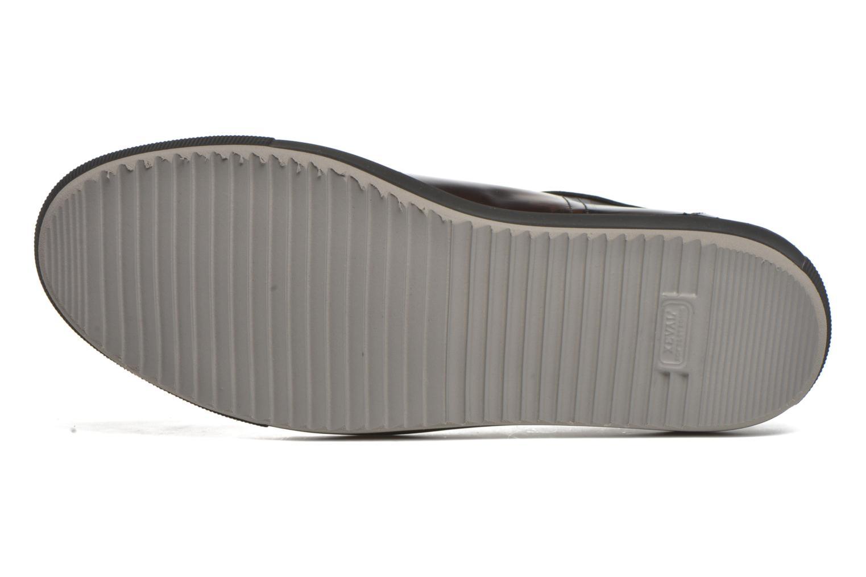 Sneaker Karl Lagerfeld Karlito schwarz ansicht von oben