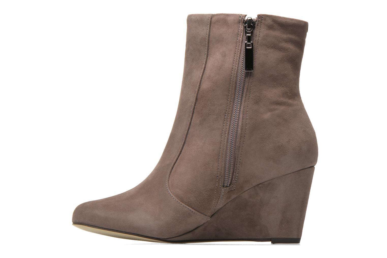Stiefeletten & Boots Buffalo Nelsy beige ansicht von vorne