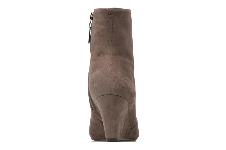 Stiefeletten & Boots Buffalo Nelsy beige ansicht von rechts