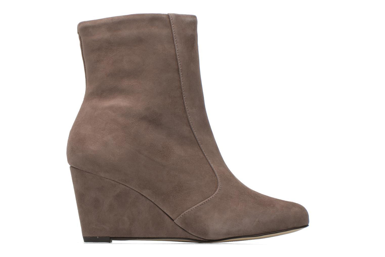 Stiefeletten & Boots Buffalo Nelsy beige ansicht von hinten