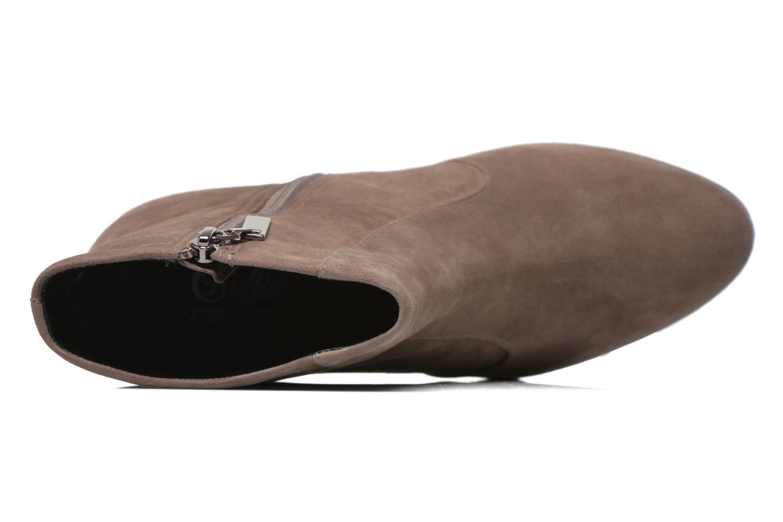 Stiefeletten & Boots Buffalo Nelsy beige ansicht von links