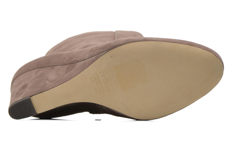 Stiefeletten & Boots Buffalo Nelsy beige ansicht von oben