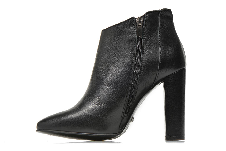 Stiefeletten & Boots Buffalo Francesca schwarz ansicht von vorne