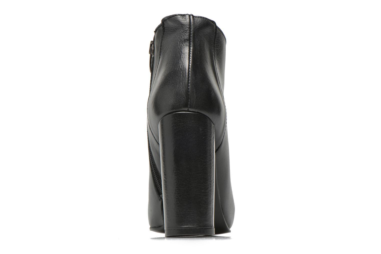 Stiefeletten & Boots Buffalo Francesca schwarz ansicht von rechts