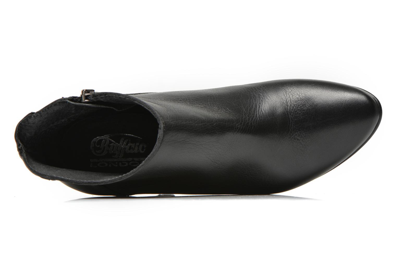 Stiefeletten & Boots Buffalo Francesca schwarz ansicht von links