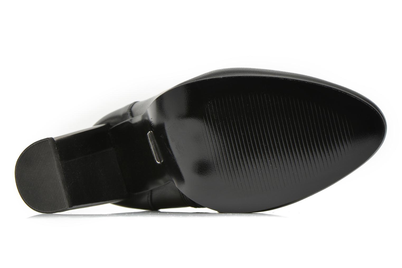 Stiefeletten & Boots Buffalo Francesca schwarz ansicht von oben