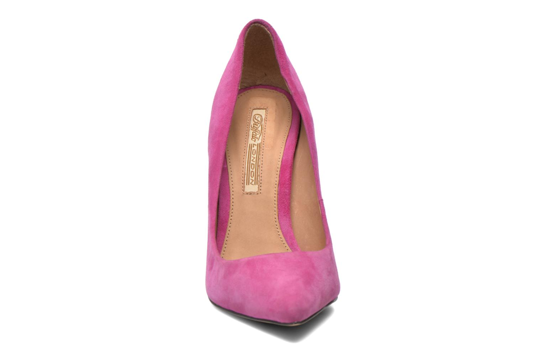 High heels Buffalo Manel Pink model view