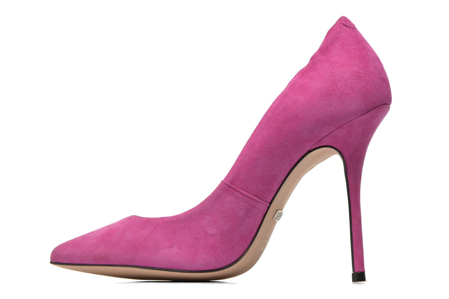 High heels Buffalo Manel Pink front view