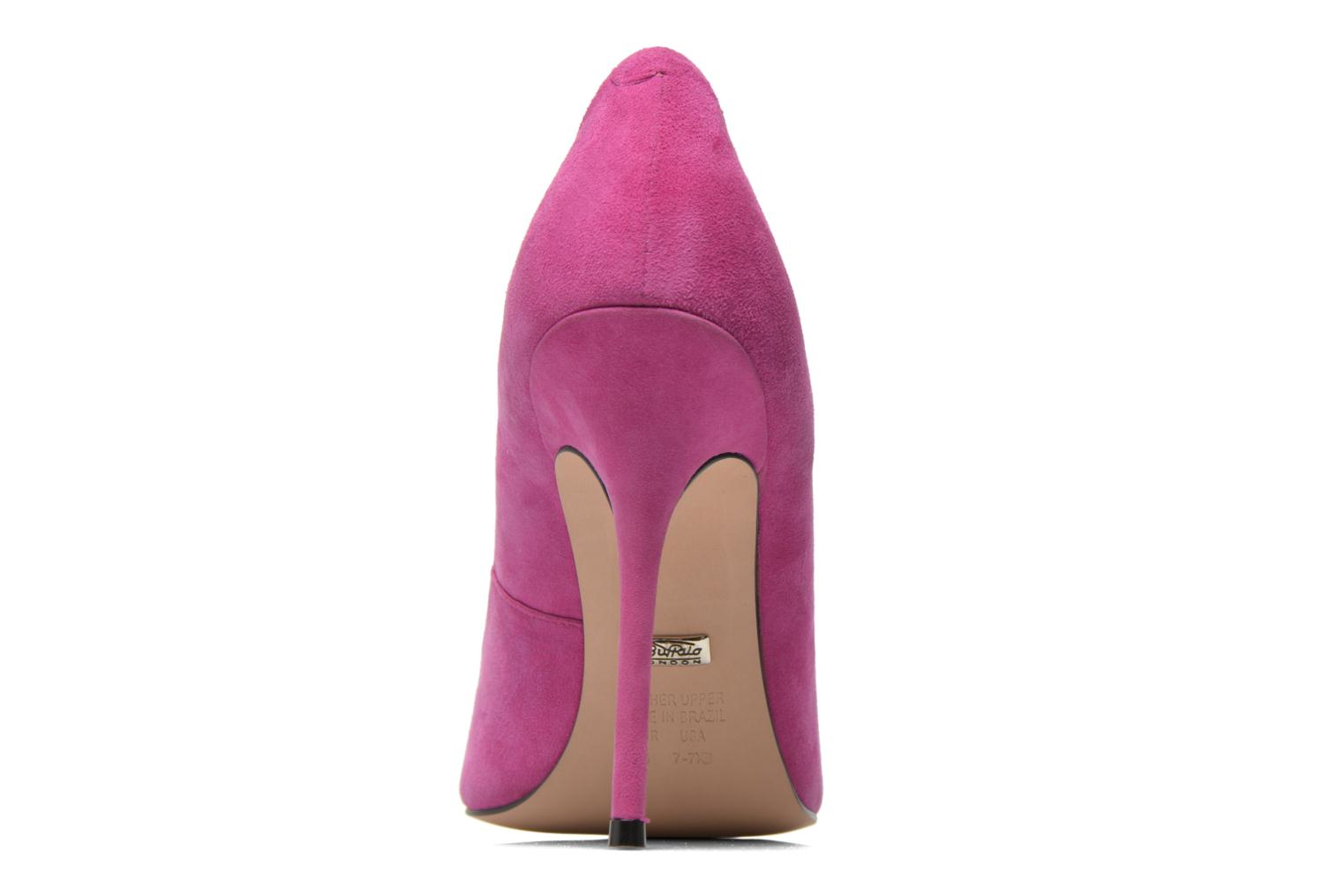 High heels Buffalo Manel Pink view from the right