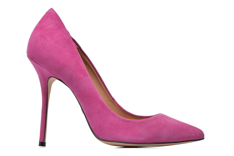 High heels Buffalo Manel Pink back view