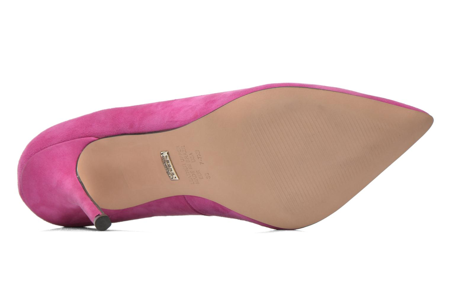 High heels Buffalo Manel Pink view from above