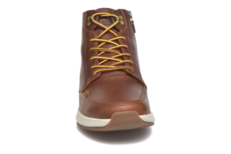 Sneaker Reef Rover Hi Boot braun schuhe getragen